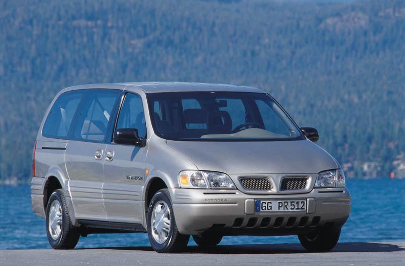 Chevrolet Trans Sport 3.4 V6 (2003)