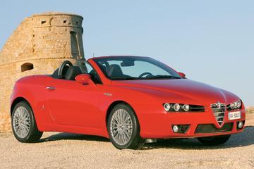 Alfa Romeo Spider 2.4 JTDm 20v Exclusive (2007)