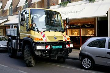 Mercedes-Benz Unimog U 400