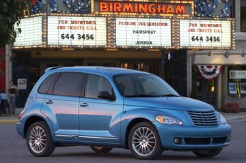 Doek valt voor Chrysler PT Cruiser
