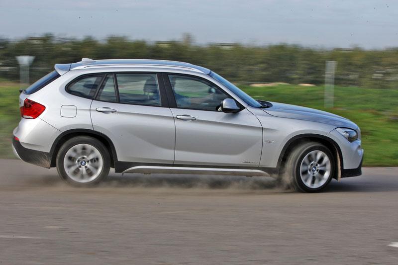 BMW X1 xDrive20d Executive (2010)