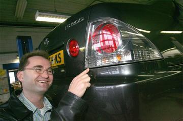 Lexus IS 200 - 2000