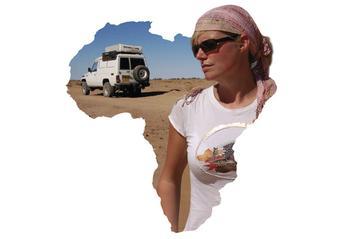 Zeven maanden op reis naar West-Afrika