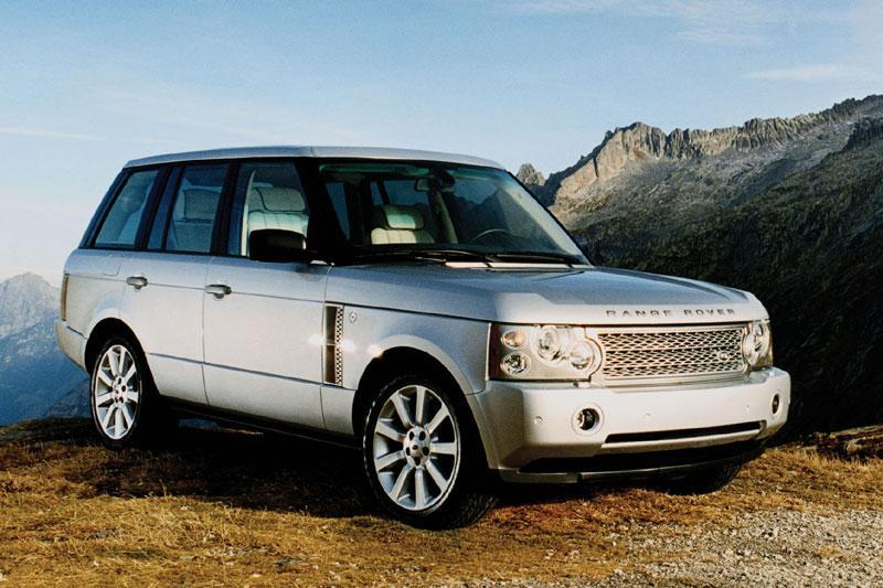 Land Rover Range Rover TDV8 Vogue SE (2007)