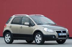 De Tweeling: Suzuki SX4 - Fiat Sedici
