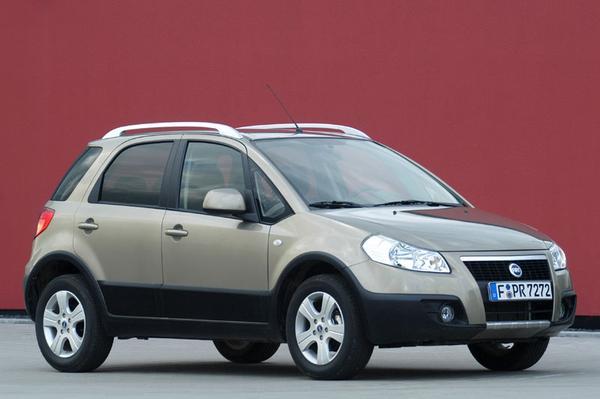 De Tweeling: Fiat Sedici en Suzuki SX4