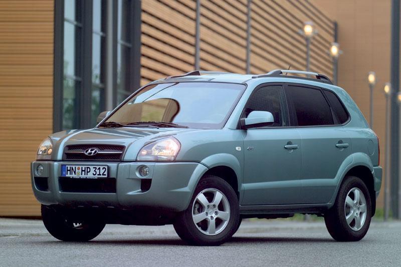 Hyundai Tucson 2.0i CVVT StyleVersion 2WD (2008)