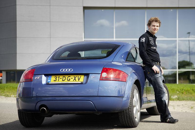 Klokje Rond - Audi TT