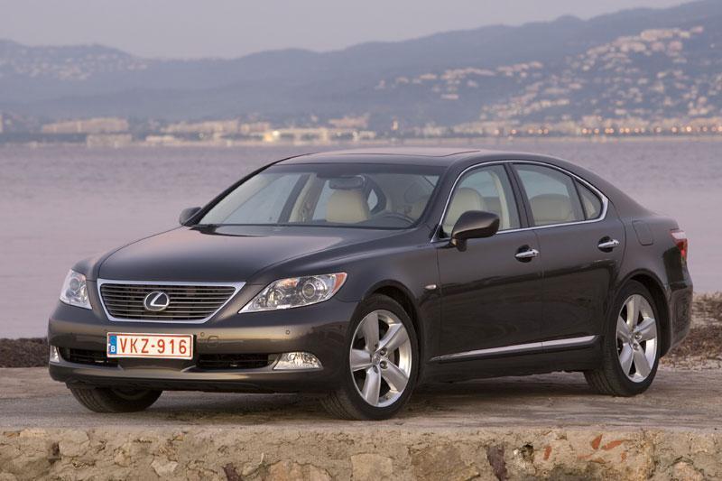 Lexus LS 600h Executive L (2007)