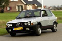 Blits bezit: Fiat Ritmo Abarth