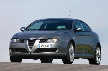 Alfa Romeo stopt met GT