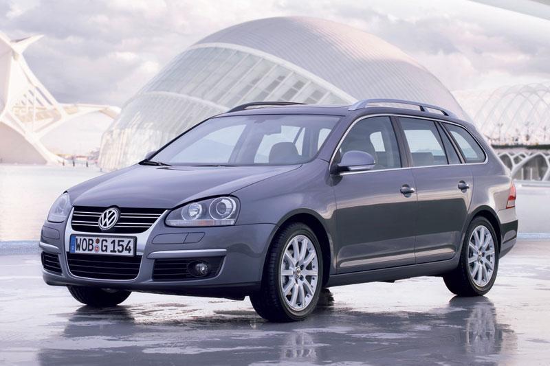 Volkswagen Golf Variant 1.9 TDI 105pk Trendline (2009)