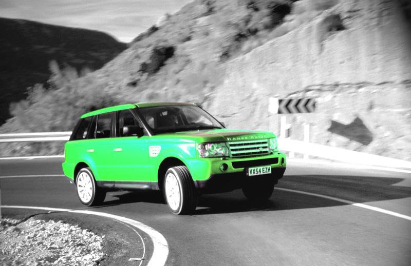 De Range Rover Sport schoner dan een Prius?