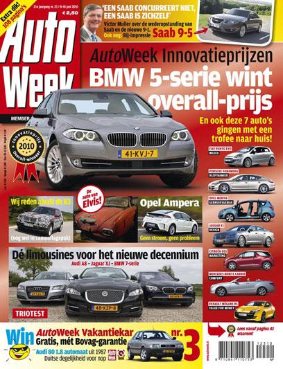 AutoWeek 23 2010
