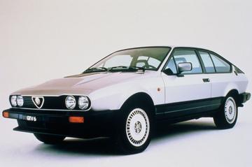 Alfa Romeo GTV6 2.5 (1983)