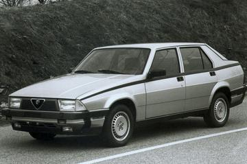 Alfa Romeo 75 1.8 (1987)