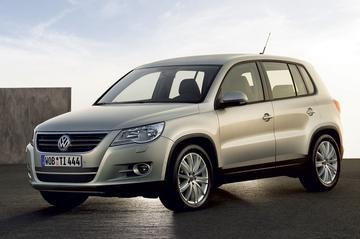 Volkswagen Tiguan 1.4 TSI 150pk Trend & Fun (2008)