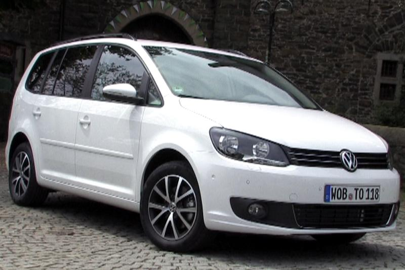 Rij-impressie Volkswagen Touran 1.2 TSI