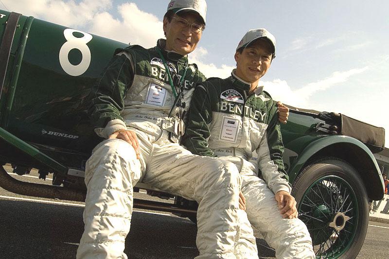 Bentley Boys uit Tokio