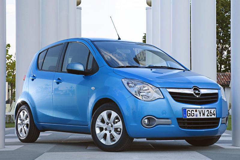 Opel Agila 1.0 Edition LPG (2010)