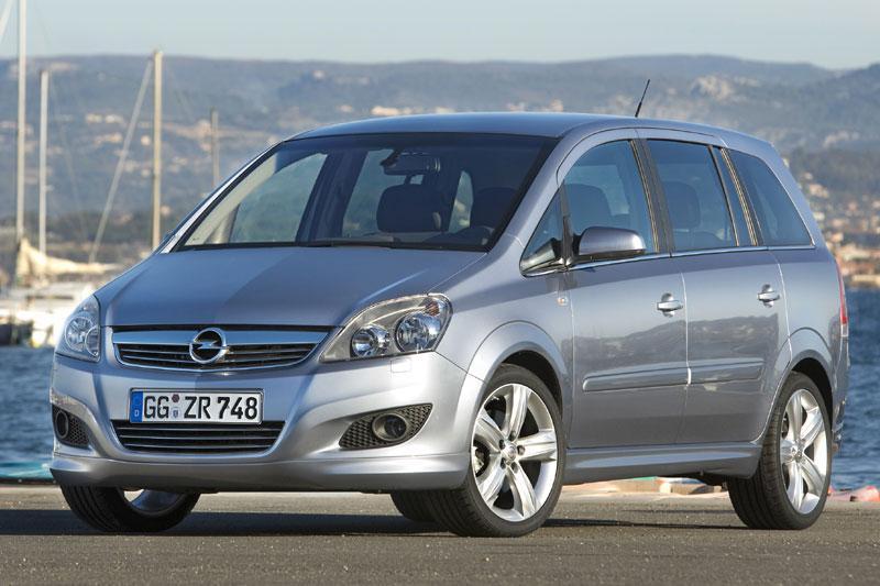 Opel Zafira 1.9 CDTI 150pk Edition (2010)
