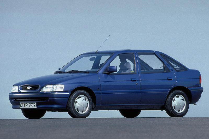 Ford Escort 1.3i CLX (1994)