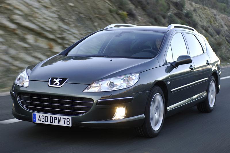 Peugeot 407 SW XS Pack 2.0-16V (2006)