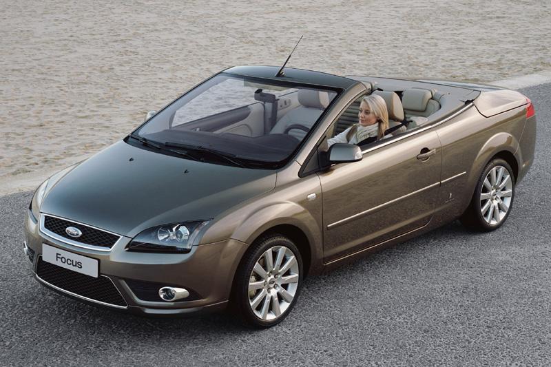 Ford Focus Coupé-Cabriolet 2.0 16V Titanium (2007)