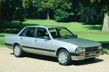 Peugeot 505 SX 1.8 (1986)