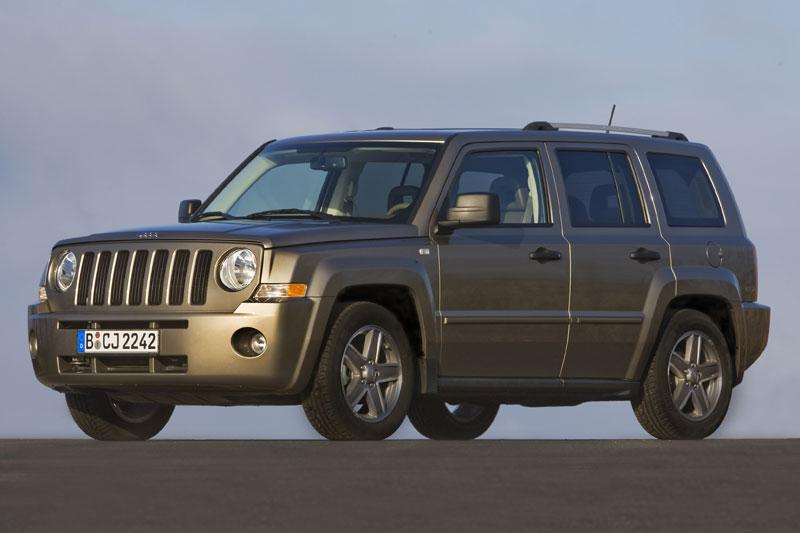 Jeep Patriot 2.0 CRD Limited (2008)