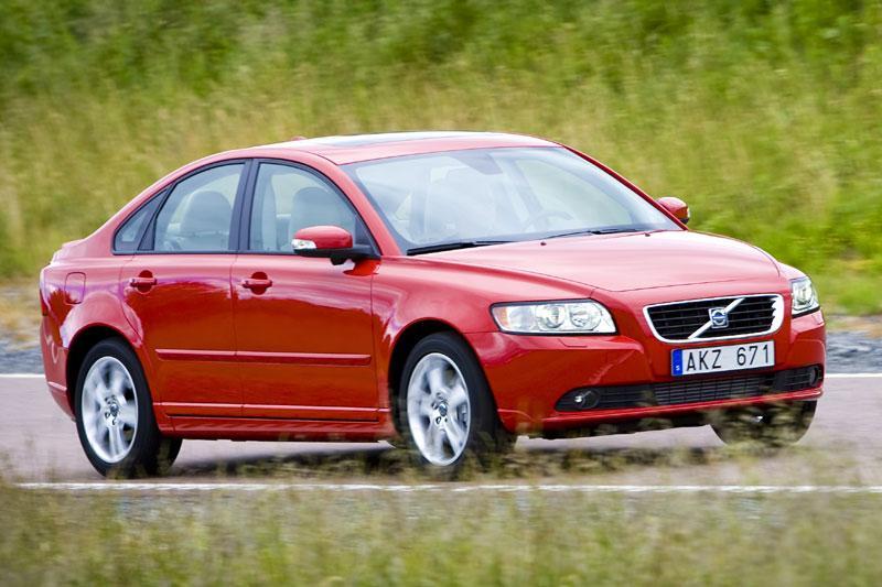 Volvo S40 1.6D Kinetic (2009)