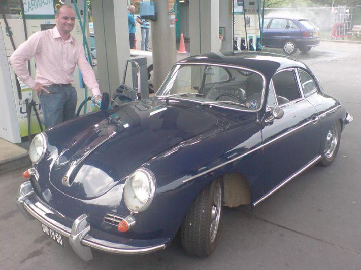 Een echte Porsche!