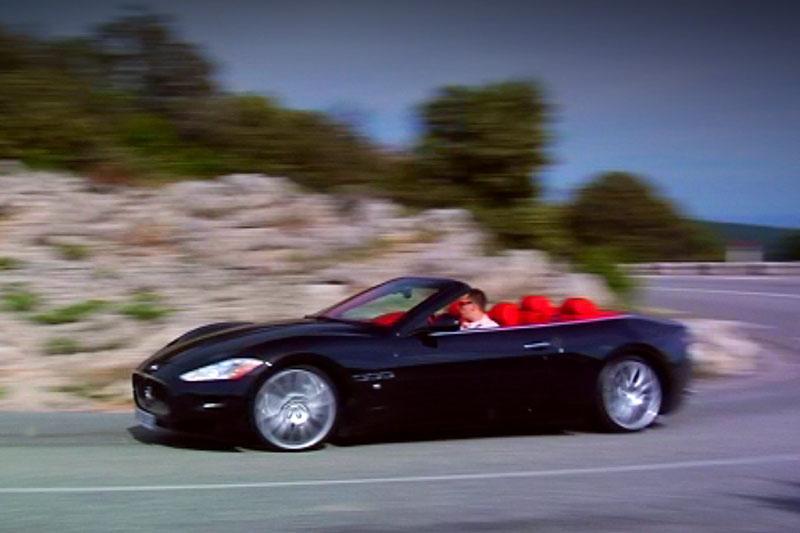 Rij-impressie Maserati GranCabrio