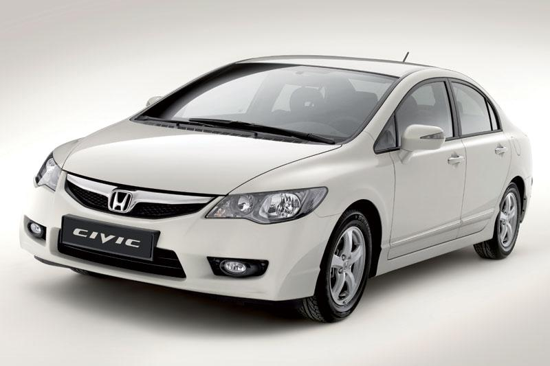 Honda Civic 1.3 DSi i-VTEC Hybrid Elegance (2009)