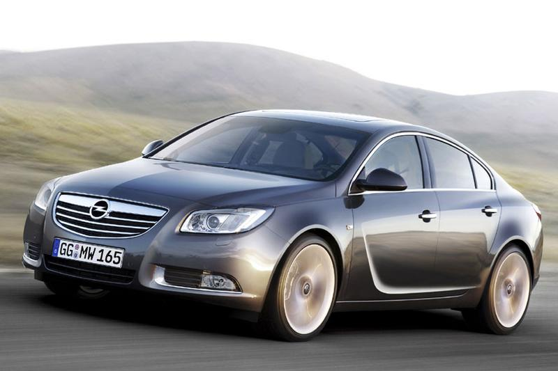Opel Insignia 1.4 Turbo ecoFLEX Design Edition (2013)