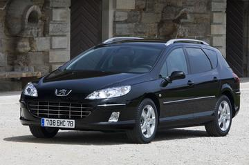 Peugeot 407 SW ST 2.0 HDiF (2009)