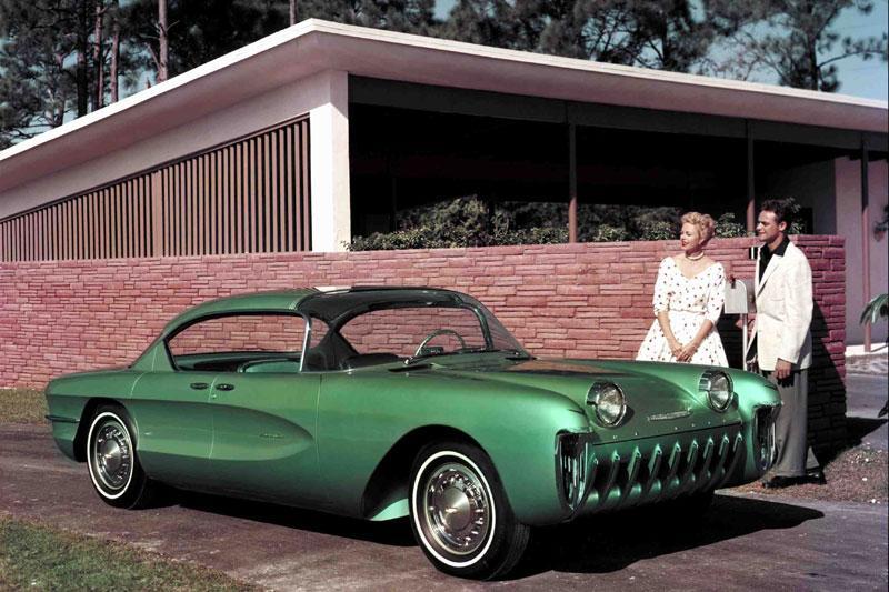 Chevrolet Biscayne in 1955
