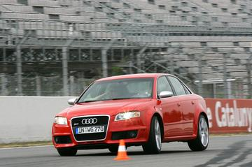 Reportage: Audi Driving Experience