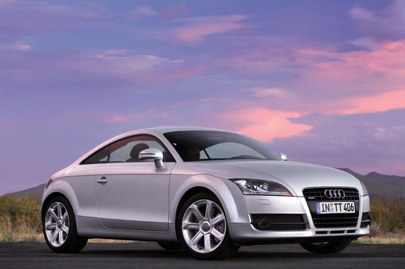 Audi TT als hybride
