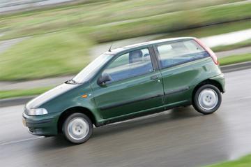 Fiat Punto 90 ELX - 1994