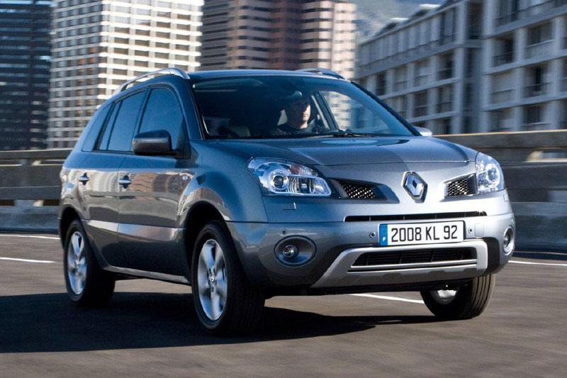 Renault Koleos 2.0 dCi 16V 175 4x4 Privilège (2009)