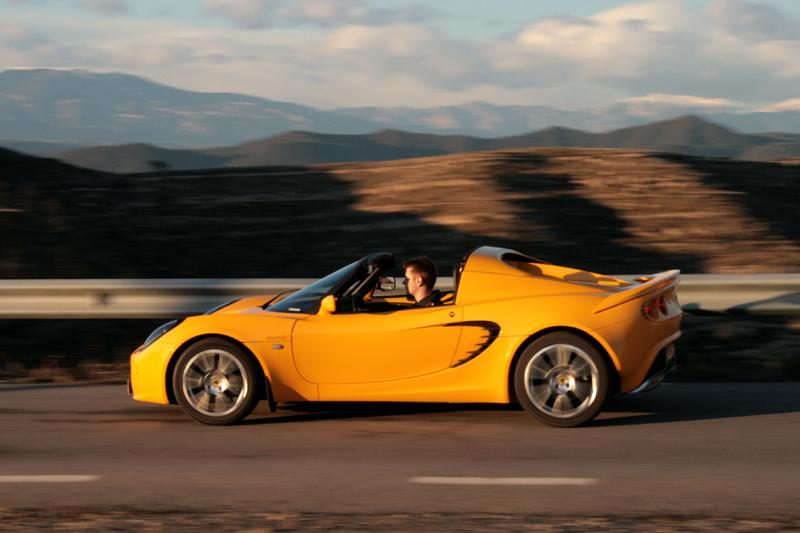 Lotus Elise Supercharged