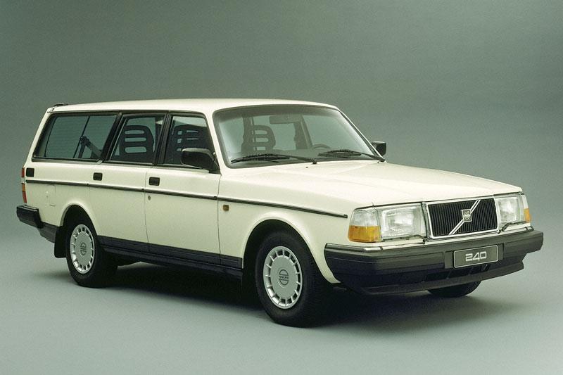Volvo 240 Polar 2.3 Estate (1991)