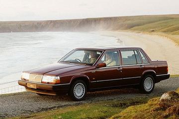 Volvo 760 Turbo (1989)