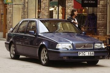 Volvo 440 1.9 Turbo Diesel Top-Line (1995)