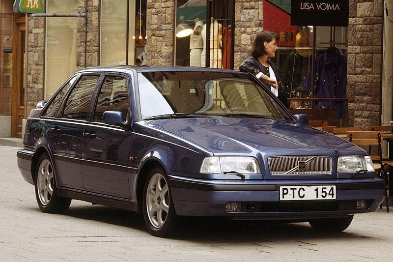 Volvo 440 1.8i Sports-Line (1994)
