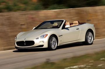 Gereden: Maserati GranCabrio