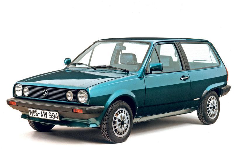 Volkswagen Polo 1.3 CL (1986)