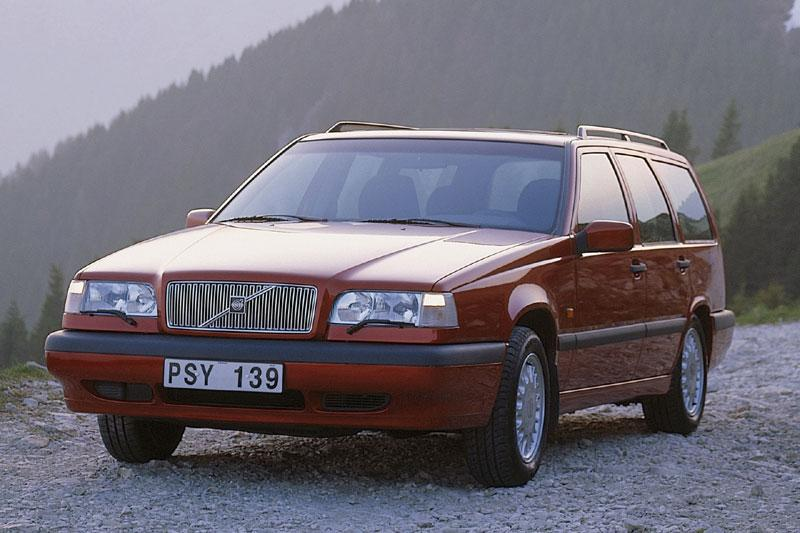 Volvo 850 T-5 2.3i 20V Turbo Estate Luxury (1994)