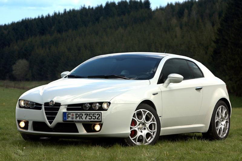Alfa Romeo Brera 3.2 JTS V6 Q4 (2009)